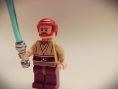 Obi Wan Custom Jedi (Dark Nebus) Tags: starwars lego clone swag legostarwars jedimaster legoarmy theclonewars