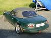 12 Mazda MX5 - NA 1989 - 1998 Verdeck mit RENOLIT Flexglas und seitlichen Regenrinnen ggr 04