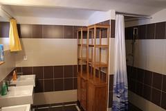 chalupa koupelna v přízemí