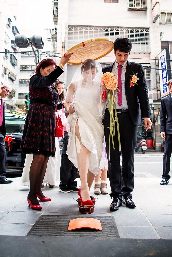 士銘&睿芯Wedding-067