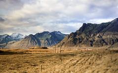 erode, erupt, repeat   vagnsstaðir, iceland (elmofoto) Tags: travel snow mountains fence landscape iceland nikon glacier east erosion explore powerlines pasture nordic peaks d800 70200mm southiceland fav100 fav200 fav300 explored 50000v easticeland austerskaftafellssysla vagnsstaðir fav500 fav1000 nikond800 fav400 fav600 fav700 fav800 fav900 elmofoto lorenzomontezemolo kalfafellsstadhur