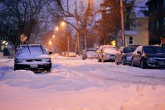 Juno VIII (N. Maung) Tags: nyc snow newyork nikon freezing 85mm blizzard juno winterstorm d800