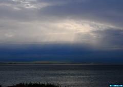 ShineALightOnTheBay (mcshots) Tags: ocean california travel winter light sea sky usa storm beach water rain clouds bay coast cloudy stock socal mcshots swells losangelescounty