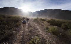 Andes (Mathijs Buijs) Tags: sun mountain dusty peru america trekking trek canon walking eos south canyon climbing valley 7d andes dust arequipa colca altiplano