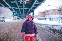 Rory Snow (Jose Tutiven) Tags: street new york city nyc portrait snow photography bronx voicethebronx