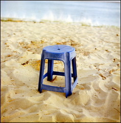 Seaside (alemershad™) Tags: 6x6 tlr film analog mediumformat iso100 seaside sand chair kodak bokeh squareformat malaysia mf analogue manual negativescan sq milf e6 yashica pantai terengganu twinlensreflex 80mm yashicamat124g filem ektar tanjong c41 yashinon ilovefilm ganu alem kodakektar analoguephotography terengganumalaysia twinlensereflex bokehlicious freshfilm terengganudaruliman filmnotdead kterengganu ishootkodakfilm ƒ35 terengganuindah yashinon80mm vescan alemershad manilovefim canoscan9000f canonscan9000f analoguebokeh
