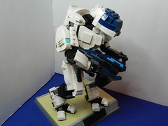 Elite Ranger 01 (etitheyeti) Tags: ranger lego jet halo pack elite plasma reach yeti eti the