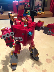 Hulkbuster Mk1 (lee_a_t) Tags: robot lego ironman suit superhero superheroes hulk marvel mecha avengers tonystark mech hulkbuster starkindustries legoironman legohulkbuster