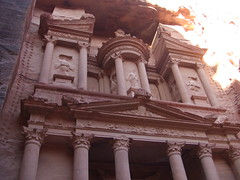 The Treasury / El Khazneh, Petra (Aidan McRae Thomson) Tags: architecture ancient petra treasury jordan classical antiquity elkhazneh nabatean