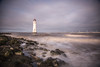 New Brighton (juliereynoldsphotography) Tags: longexposure lighthouse high tide wirral newbrighton juliereynolds juliereynoldsphotographycouk