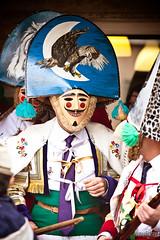 Peliqueiro - Águila (David A.R.) Tags: david canon grupo carnaval kdd fotografo pantallas araujo xinzo fotografos entroido laza 40d canoneos40d kdd´s davidar davidaraujo kdd´svigo piliqueiros