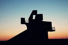 IMG_4227a - 11.02.2015 (hippo1107) Tags: canon eos licht nightshot rost trier februar nachtaufnahme kunstwerk petrisberg 2015 650d turmluxemburg canoneos650d