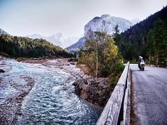 Motorcycle Tour Alps