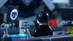 Coulson's Triskelion Office (Canaan May) Tags: lego agent shield marvel coulson triskelion