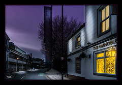 The Oxnoble (Kevin From Manchester) Tags: england building architecture clouds manchester pub northwest lancashire tavern citycentre hdr manchestercity canon1855mm kevinwalker canon1100d oxnoble