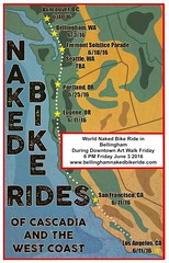Bellingham and other cities on USA west coast with WNBR ride dates for 2016 (theslowlane) Tags: 2016 wnbr wnbrbellingham2016
