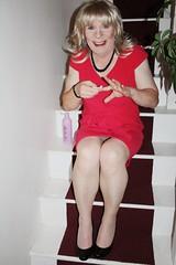 Pumpkin Time (rachel cole 121) Tags: tv cd tgirl transvestite transgendered crossdresser