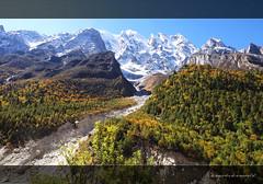 There's no palette as rich as a mountain.... (koushikzworld) Tags: mountain nature trekking photography fuji indian sony himalayas ganga gangotri gomukh carlzeiss shivling bhagirathi uttarakhand gaumukh koushikzworld koushikbanerjee