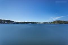 A Boat Passing By (Normann Photography) Tags: outdoor tracks wideangle cover erase tjme ndfilter kjpmannskjr leefilters 121sec thebigstopper vrengensundet fergeodden