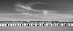 Cabin patterns (2016) (Kai van Reenen) Tags: sea sky blackandwhite cloud house west holland beach water netherlands monochrome dutch clouds strand canon landscape photography eos coast blackwhite sand cabin meer flickr pattern fotografie view zwartwit dunes south nederland wolke wolken zeeland zee zealand kai sealand provence van lucht zwart wit duinen schwarz landschap niederlande dnen wolk kust vlaanderen zeeuws weis repetitive strandhaus monochroom provincie cadzandbad einfarbig schwarzweis 550d repetitious reenen zwindorp