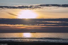 De Panne-7 (marco_dcn) Tags: sunset de soleil coucher panne