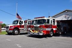 DSC_0826 (Lee Wilson) Tags: fire nc hugo redoak winterville leewilson snowhill castoria 51516 hookerton northlenoir hugofd funeralcoverage