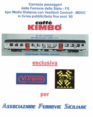 Kimbo flayer 1 (AFS Messina -> www.a-f-s.it) Tags: verona messina afs trenino kimbo modellismo 2016 modellismoferroviario caffkimbo vitrains associazioneferroviesiciliane afsmessina modelexpoitaly modelexpoitaly2016 piratamodels