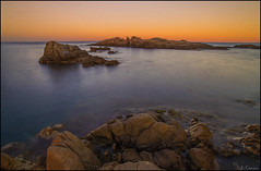 Fornells (antoniocamero21) Tags: color marina atardecer foto sony girona catalunya rocas fornells begur platja