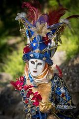 Yvoire - #17 (cedric.chiodini) Tags: carnaval carnavalyvoire yvoire canon5dmkiii canon flash strobe strobisme masque costume