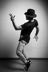 Anas (aminefassi) Tags: portrait people copyright man male men fashion studio morocco maroc hiphop mode homme    strobist aminefassi anasbenhommane