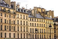 PARIGI. (FRANCO600D) Tags: street paris france canon place tetti sigma piazza francia stile parigi palazzi finestre facciate quartierelatino eos600d franco600d