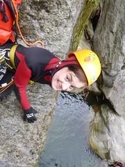 P1120401 (Mountain Sports Alpinschule) Tags: blue mountain sports lagoon canyoning zillertal zemmschlucht alpinschule