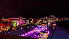 Vivid Sydney-137 (Quick Shot Photos) Tags: night canon lights neon au sydney vivid australia newsouthwales therocks projections 2016 instameet