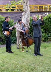 Jazz! (jonnydredge) Tags: london nikon exhibitions va textiles pv morley privateview inspiredby arttextiles morleygallery moderneccentrics