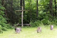 DSC_1989 (Trevor Mott) Tags: nature sign heaven christ cross god asheville north peaceful serenity carolina