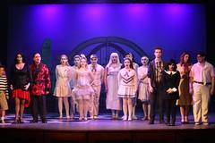 (Theatre Charlotte) Tags: family actors community theater play theatre charlotte stage musical acting fester addams morticia