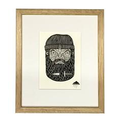 Photo (Mulga The Artist) Tags: street art animals painting cool artist joel sydney beards moore posca mulga
