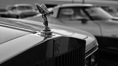 spirit of ecstasy (jtr27) Tags: auto classic car canon 50mm automobile antique f14 sony maine newengland rollsroyce fullframe alpha manualfocus a7 csc fd spiritofecstasy ilce alpha7 nfd fdn mirrorless jtr27 ilce7 dsc02402e