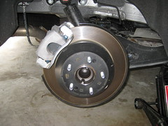 2013-2016 Hyundai Santa Fe Rear Brakes - Caliper, Bracket, Rotor - Changing Brake Pads (paul79uf) Tags: santa como diy rear bracket steps replacement number part changing howto third change instructions brake guide fe disc hyundai generation 3rd tutorial pads rotor hacer replace 2014 cambiar caliper 2016 replacing 2015 frenos 2013