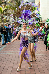 2016-02-13 Carnaval al sol, Las Palmas (14) - Comparsa Lianceiros - Karnevalsumzug auf der Strandpromenade von Las Palmas de Gran Canaria (mike.bulter) Tags: canarias canaries canaryislands carnaval carnavalalsol2016 carnival comparsalianceiros costume dancer desfile disguise esp españa grancanaria kanaren kanarischeinseln karneval karnevalsumzug kostuem lascanteras laspalmasdegrancanaria menschen parade people puertocanteras spain spanien taenzer umzug verkleidung gkzhssrfryzq2mjha3d2