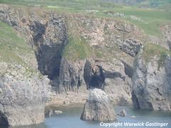 St Govan's Head DSCN8775 (WarwickGB) Tags: wales stgovanshead