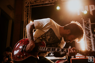 Every Time I Die @ Slam Dunk South, 30.05.16 // Shot by Jennifer McCord