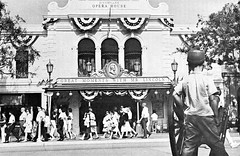 Great Moments with Mr. Lincoln, 1965 (Tom Simpson) Tags: vintage disneyland disney 1960s vacationland 1965 vintagedisneyland vintagedisney greatmomentswithmrlincoln