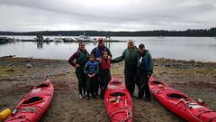 Sea Kayaking in Glacier Bay - Alaska
