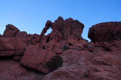 The Elephant Rock (faungg's photos) Tags: travel red usa nature landscape us roadtrip nv    valleyoffirestatepark