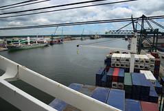 Celina Star (DST_1495) (larry_antwerp) Tags: 9210086 celinastar cmacgm psaterminal container antwerp antwerpen       port        belgium belgi          schip ship vessel