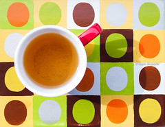 Peaceful afternoon with a tea, Belgium (monsieur I) Tags: world classic cup colors healthy colours peace tea circles beverage calm delicious zen serenity greentea cupoftea