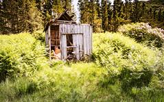 The Bike shed (AlanHowe :)) Tags: bike scotland highlands durham glenn great shed glen picturesque etive greatglen westrainton alanhowe