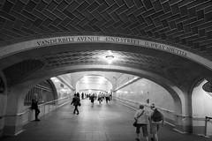 Grand Central Terminal / NYC (neilcar) Tags: nyc blackandwhite bw newyork monochrome blackwhite grandcentral grandcentralterminal