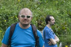 Blu bro' (alberto^_^) Tags: blue mountain verde green canon nikon blu eos350d montagna nikkor135mm novegno